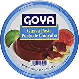 Goya Guava Paste 21 Ounce Can Pasta de Guayaba (2 Pack)
