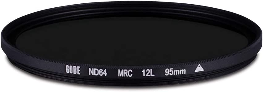 Gobe ND64 52mm MRC 16-Layer ND Filter