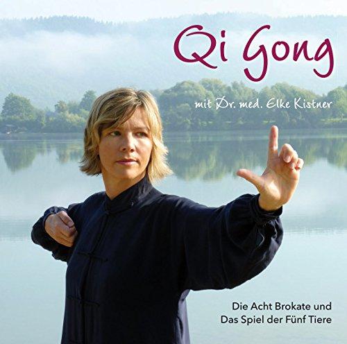 Qi Gong - Die Acht Brokate und Das Spiel der fünf Tiere (DVD)