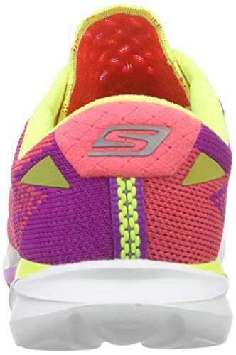 3 MEB Top Pink Pklm Women's Go Sneakers Skechers Speed Pink Low nbsp;2016 4tqaxwnU