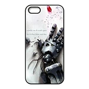 WWWE Broken robot hand Cell Phone Case for Iphone 6 plus 5.5