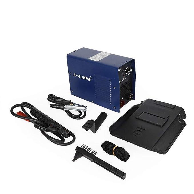 Z&Y AT-9302 Máquina de soldadura de soldador de electrodo Soldadora del inversor con mango compacto con cable de alimentación: Amazon.es: Bricolaje y ...