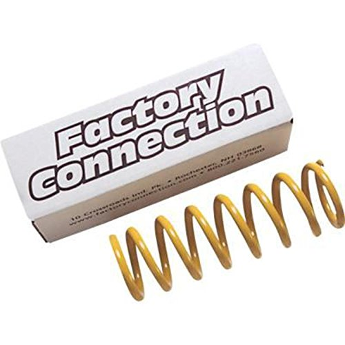 89-19 YAMAHA YZ250: Factory Connection Shock Spring (6.3 Kg) 1312-0135