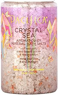 product image for PACIFICA Crystal Sea Aromapower Mineral Bath Salts 14oz, pack of 1