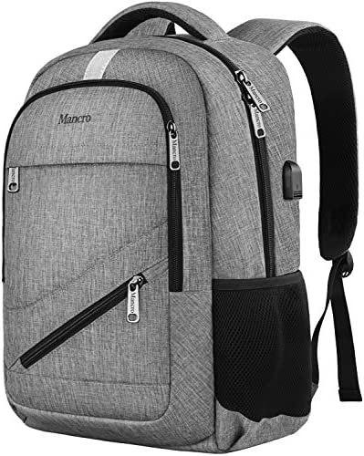 Backpack Mancro Business Resistent Lightweight