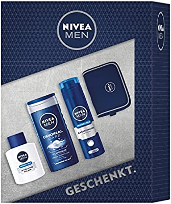 Nivea Men Travel Juego de Mild, 1er Pack (1 x 3 unidades): Amazon ...