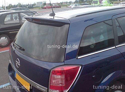 OPEL ASTRA H REAR SPOILER Estate OPC Tuning tuning-deal