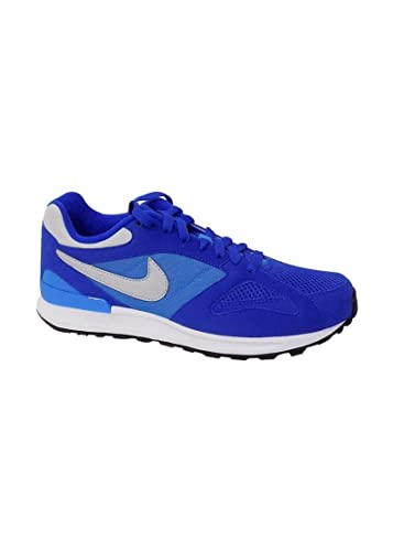 new products dc5a2 2f1e7 Nike air Pegasus New Racer Mens Trainers 705172 Sneakers Shoes (US 8, Lyon  Blue