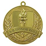 AB Honor Roll Gold Medal (Set of 25)