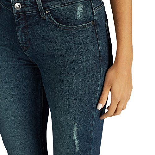 Fe Jean Series Skinny Lee Dream Anochecer Fit Mujer Midrise Moderno g7wgqpfH