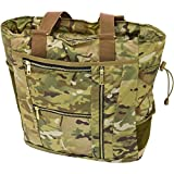Flying Circle Deluxe Travel Tote Multicam