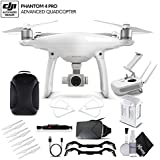 DJI Phantom 4 Advanced (CP.PT.000689) With BackPack and VR Viewer Bundle
