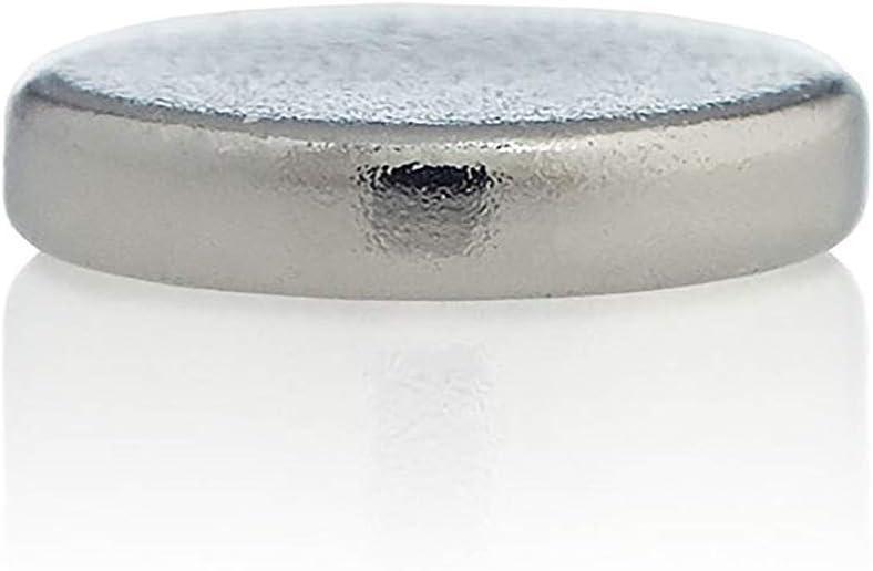 Lumaland aimants diff/érentes Tailles et Formes 5 x 5 x 5 mm 100 pi/èces