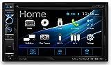 DUAL DV637MB 2-Din 6.2'' DVD/CD Bluetooth In-Dash Receiver w/AUX/USB 6-Band EQ