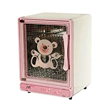 Sunpentown SB-818P Baby Bottle Sterilizer & Dryer - Pink