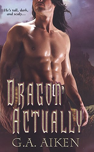 Dragon Actually (Dragon Kin, Book 1)