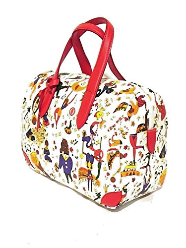 BORSA PIERO GUIDI MAGIC CIRCUS SATCHEL BAG 216734038 98