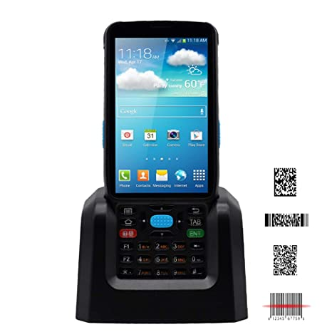 Amazon.com: BQ-004 - Motor de escáner manual para PDA ...