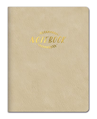Gold Notebook - 3