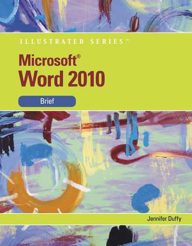 Pdf book ms 2010 word