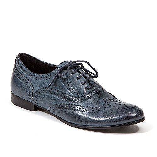 349faa659 French Blu Womens Wingtip Lace Up product image
