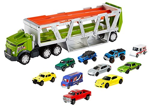 Matchbox Transporter Vehicle Bundle