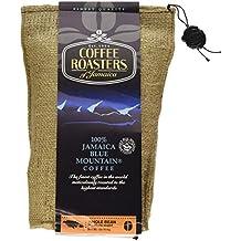 Coffee Roasters of Jamaica - Jamaica Blue Mountain Whole Bean Coffee 16 Ounces