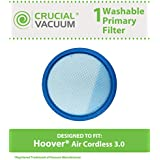 Washable & Reusable Filter for Hoover Air Cordless 3.0 BH50140 Vacuums; Compare to Hoover Part No. 440005953; Designed & Engineered by Think Crucial