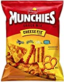 NEW Munchies Cheese Fix Flavored Snack Mix Doritos, Cheetos, Sun Chips, Rold Gold (1, 8oz Party)
