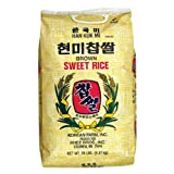 Hankukmi Extra Fancy Brown Sweet Rice, 9.07 Kilograms