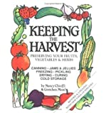 img - for Keeping the harvest: Home storage of vegetables & fruits by Chioffi, Nancy (1980) Paperback book / textbook / text book