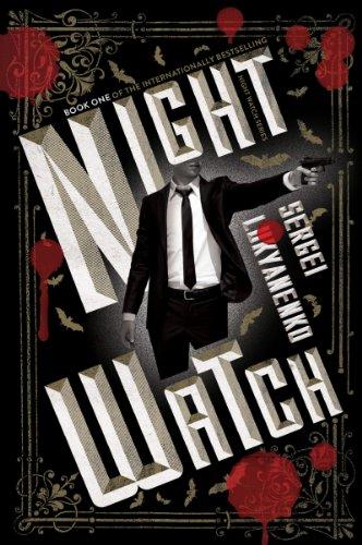 Night Watch: Book One - 90s Blog