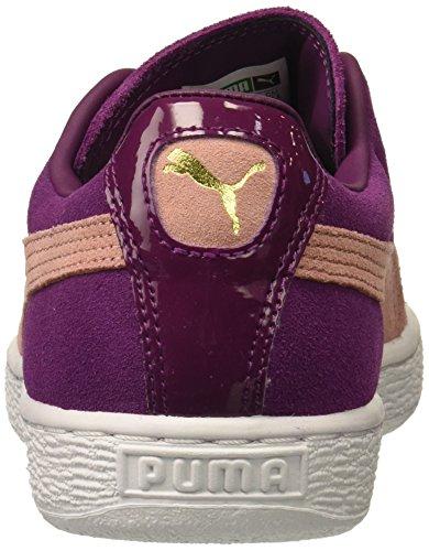 cameo Suede Wn Marrone Xl Viola Puma Pizzo Delle Donne Scuro Sneaker OqzRCwxnf1