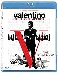 Cover Image for 'Valentino: The Last Emperor [Blu-Ray]'
