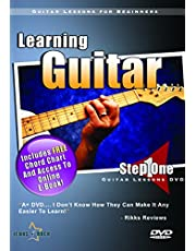 Guitar Lessons: Learning Guitar Step 1 - How to play guitar instructional video [Import]