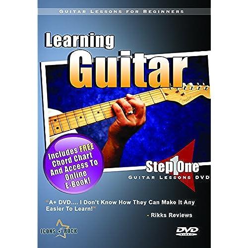 Guitar Lessons Dvd Amazon