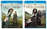Outlander Season One Complete Collection [Blu Ray] - Volumes 1 and 2
