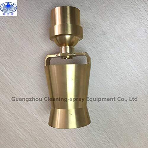 Anncus 2 pcs per lot, 1'' Copper ice Tower Water Fountain Nozzle