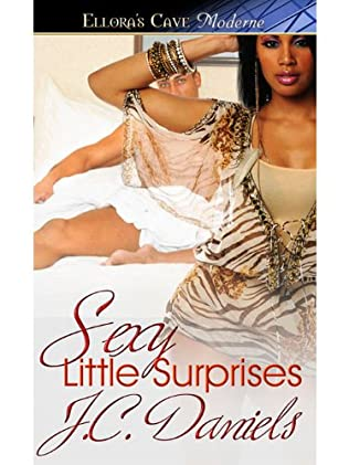 book cover of Sexy Little Surprises