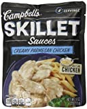 Campbell's Skillet Sauces, Thai Green Curry with Lemongrass and Basil, 9-Ounce Pouches (Pack of 8)