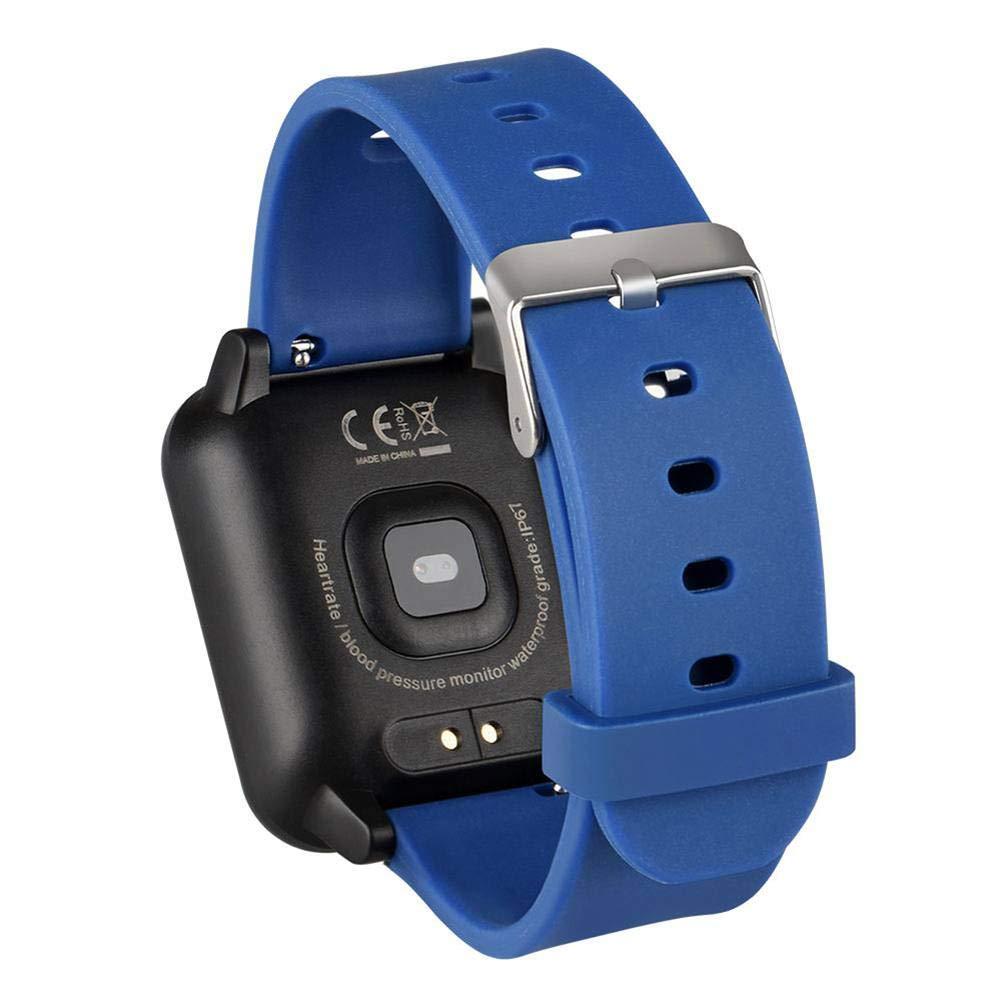 Amazon.com: Z02 Smartwatch Reloj inteligente digital ...