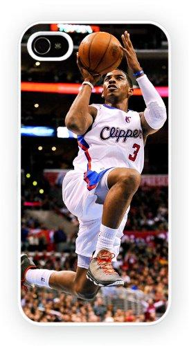 Chris Paul Los Angeles Clippers Sport iPhone, iPhone 5C, Etui de téléphone mobile - encre brillant impression
