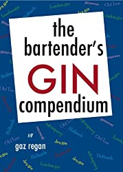 the bartender's GIN compendium