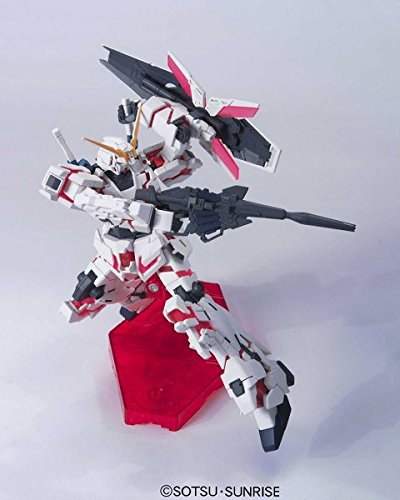 Mobile Suit Gundam Unicorn - RX-0 Inicorn Gundam (Destroy Mode) 1/144 Scale Full Psycho-Frame Prototype Mobile Suit