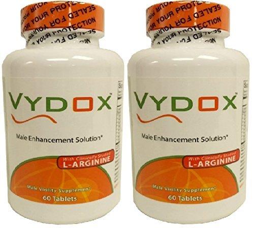 Vydox_Male Enhancement Solution_60 Caps x 2 Pack