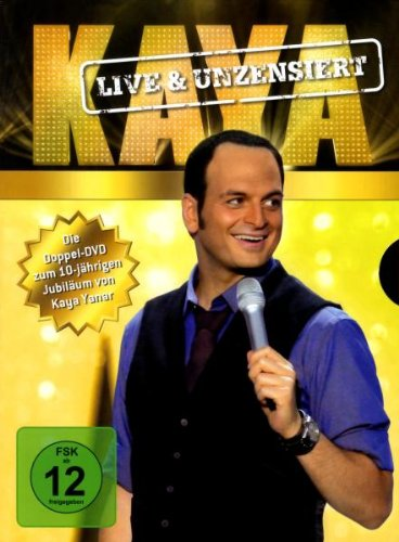 Kaya Yanar - Live und unzensiert 2 DVDs