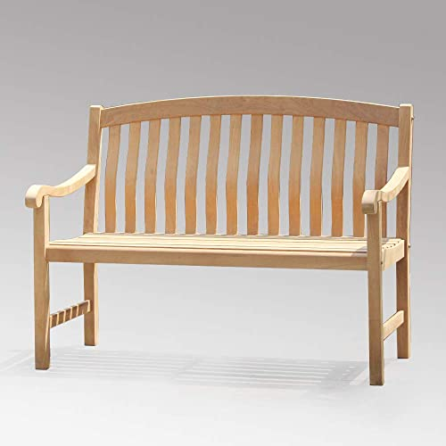 Cambridge Casual Superior Indonesian Teak Arie 4' Outdoor Bench