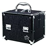 Caboodles Four Tray Makeup Train Case, 2.45 Pound
