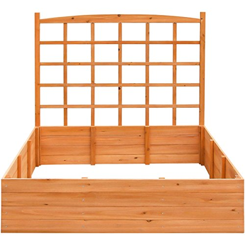 Review Leisure Zone Wooden Raised