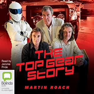 The Top Gear Story Audiobook